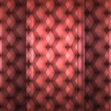 Geometrische abstracte achtergrond in verlichting voor uw creativiteit Stock Foto