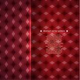 Geometrische abstracte achtergrond in verlichting voor uw creativiteit Royalty-vrije Stock Fotografie