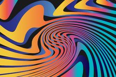 Geometrische Abstracte Kleurrijke Patroonachtergrond Royalty-vrije Stock Foto