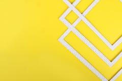 Geometrische abstractie stock afbeeldingen