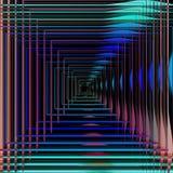 Geometrische Achtergrond Stock Foto