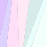 Geometrische achtergrond in materiële ontwerpstijl vector illustratie