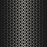 Geometrische achtergrond met rond gemaakte vormen, bloemencijfers, bloemblaadjes Royalty-vrije Stock Afbeeldingen
