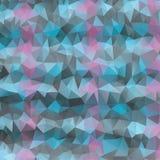 Geometrische achtergrond voor ontwerp Stock Afbeelding