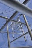 geometrische afmeting stock foto's