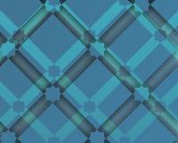 Geometrische Arabische decoratieve samenstelling 2 vector illustratie