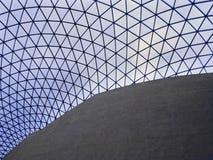Geometrische architectuur Royalty-vrije Stock Afbeelding