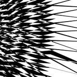 Geometrische Beschaffenheit mit nervösem Motiv Zusammenfassung zerbrochen, rauer Klaps Lizenzfreie Stockfotos