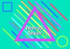 geometrische Betrachtung lizenzfreie abbildung