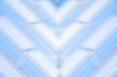 Geometrische Blauwe abstracte achtergrond Stock Afbeeldingen