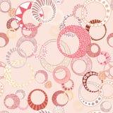 Geometrische Cirkels Royalty-vrije Stock Foto's