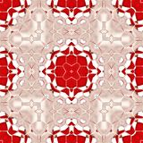Geometrische de textuursamenvatting van de patroontegel lijn vector illustratie