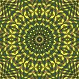 Geometrische de textuursamenvatting van de patroontegel Ontwerpdecor vector illustratie