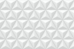 geometrische dreieckige Beschaffenheit 3D Lizenzfreie Stockfotos