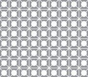 Geometrische einfache graue und weiße moderne Quadrat- und Kreisbeschaffenheit Lizenzfreies Stockbild