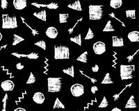 Geometrische Elemente Stockbild