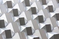 Geometrische elementen van architectuur Stock Afbeeldingen