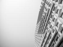 Geometrische Fassade 2 Lizenzfreie Stockfotos