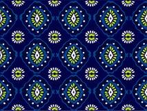 Geometrische Folkloreverzierung Stammes- ethnische Vektorbeschaffenheit Nahtloses gestreiftes Muster in der aztekischen Art vektor abbildung