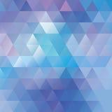 Geometrische Hintergrundmosaiken Auch im corel abgehobenen Betrag Stockfoto