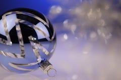 Geometrische Kerstmis Stock Foto's