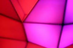 Geometrische kleurrijke abstracte achtergrond Royalty-vrije Stock Afbeeldingen