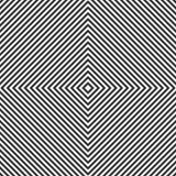 Geometrische lijn zwarte achtergrond royalty-vrije illustratie