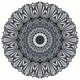 Geometrische Mandala Stockfoto