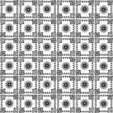 Geometrische Muster Lizenzfreies Stockbild