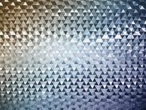 Geometrische Muster-Zusammenfassungs-Hintergrund-Steigungsfarbe Stockbild