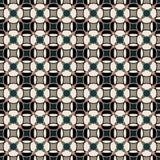 Geometrische naadloos herhaalt patroon Vector illustratie royalty-vrije illustratie
