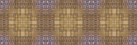 Geometrische nahtlose Beschaffenheit der Zusammenfassung - perfektes nahtloses Muster, das modular wiederholt werden kann, um ein stockfotos