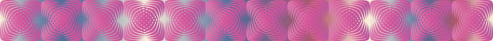 Geometrische patronen met gradiëntvulling 8 Stock Afbeelding