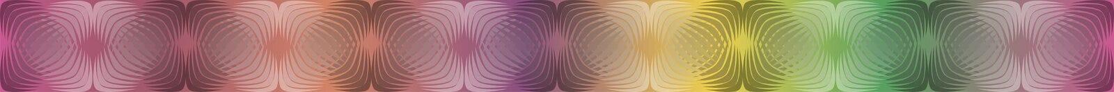 Geometrische patronen met gradiëntvulling 10 Royalty-vrije Stock Fotografie