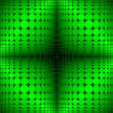Geometrische patronen met gradiëntvulling 11 vector illustratie