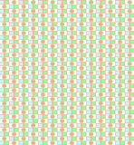 geometrische patroon gevoelige kleur Royalty-vrije Stock Foto