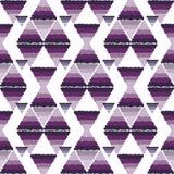 Geometrische pattern132 royalty-vrije illustratie