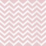 Geometrische roze naadloze achtergrond Royalty-vrije Stock Afbeelding