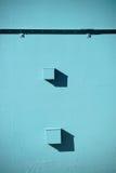 Geometrische schaduw Royalty-vrije Stock Foto's