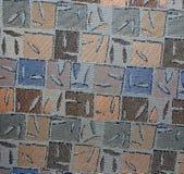 Geometrische Textuur Royalty-vrije Stock Fotografie