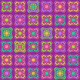 Geometrische Tone Seamless Pattern Lizenzfreie Stockbilder
