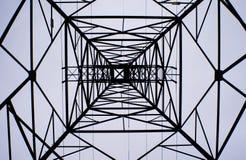 Geometrische toren Stock Foto