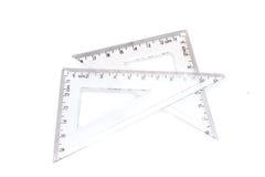 Geometrische triangls Royalty-vrije Stock Fotografie