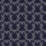 Geometrische vectorillustratie stock illustratie