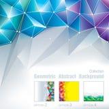 Geometrische Veelhoekig Royalty-vrije Stock Foto