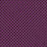 Geometrische Vektorbeschaffenheit: ein Hintergrund von den kleinen purpurroten Quadraten diagonal vereinbart Stockfotos
