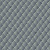 Geometrische Vektorbeschaffenheit: Hintergrund von grauen Rauten Lizenzfreie Stockfotografie