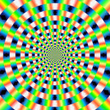 Geometrische Verzierung Lizenzfreie Stockbilder