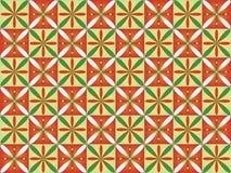 Geometrische Verzierung Stockfotografie