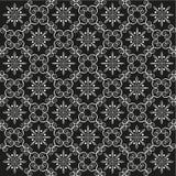 Geometrische Verzierung auf einem alten Papier Stockbilder